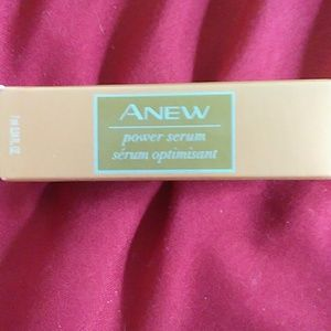 Anew power serum. Anti aging moisturizer
